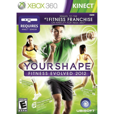 X360 - Your Shape Fitness Evolved 2012