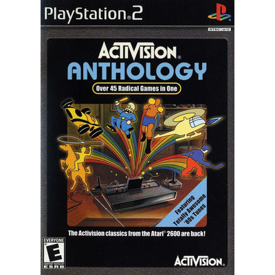 PS2 - Activision Anthology - PUGCanada