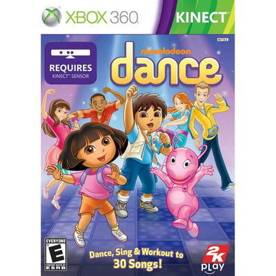 X360 - Nickelodeon Dance