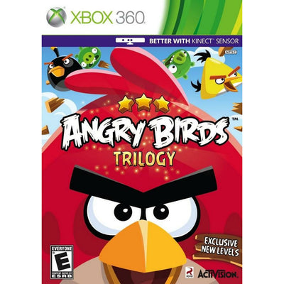 X360 - Angry Birds Trilogy