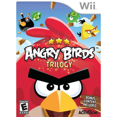 Wii - Angry Birds Trilogy
