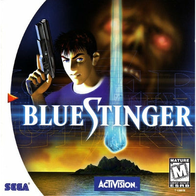 Dreamcast - Blue Stinger
