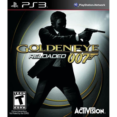 PS3 - 007 GoldenEye Reloaded - PUGCanada