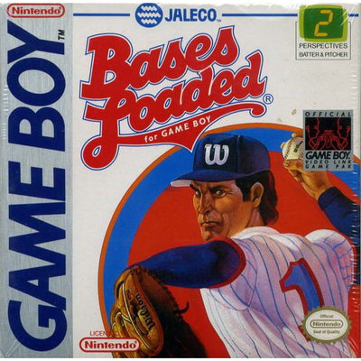 Gameboy - Bases Loaded (Cartridge Only)(No Label)