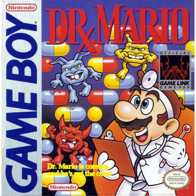 GB - BOX - Dr. Mario (In Box)