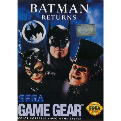 GameGear   Batman Returns   PUGCanada