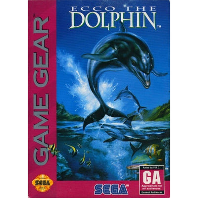 GameGear   Ecco The Dolphin   PUGCanada