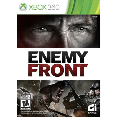 X360 - Enemy Front