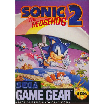 GameGear   Sonic the Hedgehog 2 and Sonic Tails   PUGCanada