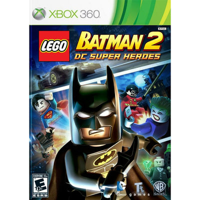 X360 - Lego Batman 2 DC Super Heroes