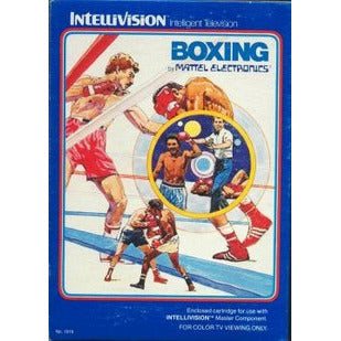 Intellivision - Boxing (In Box)