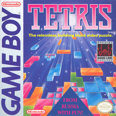GB - BOX - Tetris (In Box)