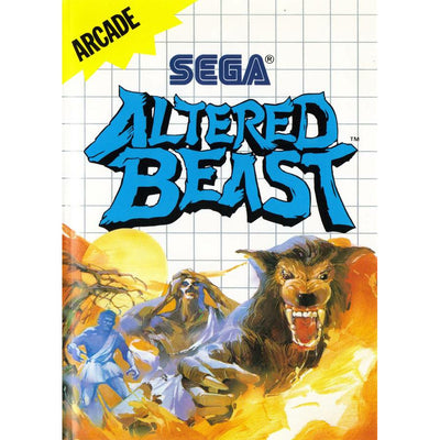 Master System - Altered Beast (In Case) (No Manual) - PUGCanada