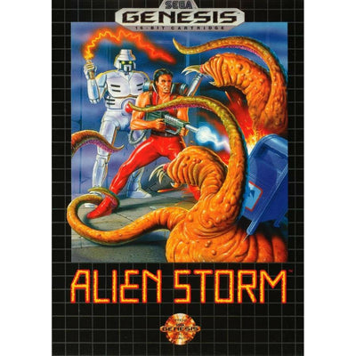 Genesis - Alien Storm (Cartridge Only) - PUGCanada