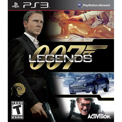 PS3 - 007 Legends