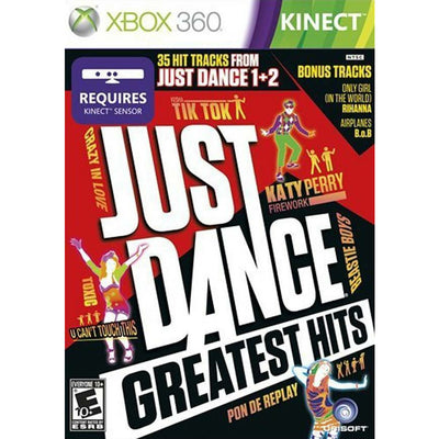 X360 - Just Dance Greatest Hits