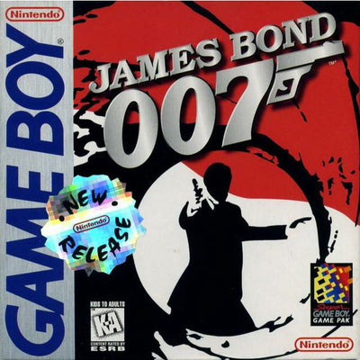 GB - James Bond 007