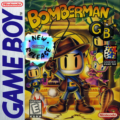GB - Bomberman GB (Cartridge Only)
