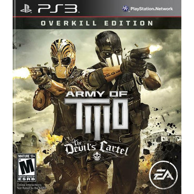 PS3 - Army of Two Devil's Cartel