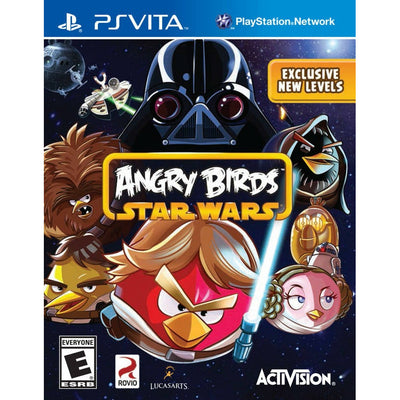 Vita - Angry Birds Star Wars (In Case)