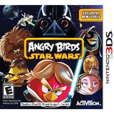 3DS - Angry Birds Star Wars (In Case)