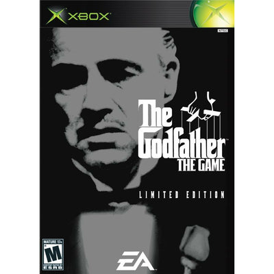 XBOX - The Godfather Limited Edition