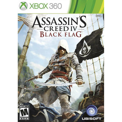 X360 - Assassin's Creed IV Black Flag - PUGCanada