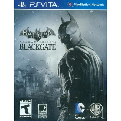 VITA - Batman Arkham Origins Blackgate