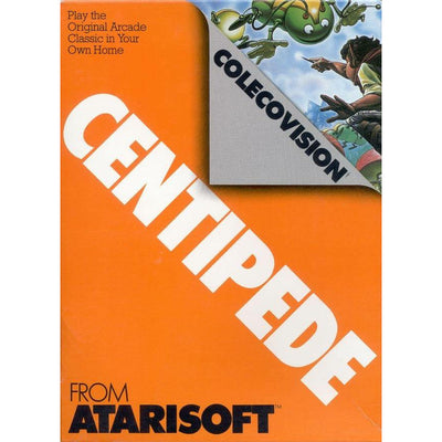 ColecoVision - Centipede (Cartridge Only)