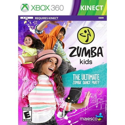 X360 - Zumba Kids Ultimate Zumba Dance Party