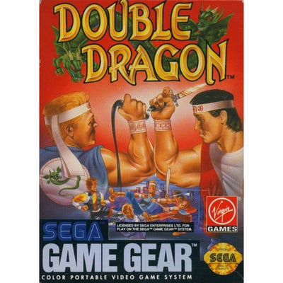 GameGear - Double Dragon - PUGCanada