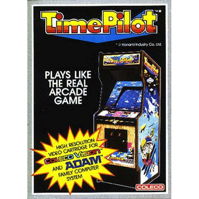 ColecoVision - Time Pilot