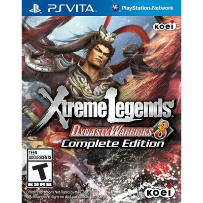 VITA - Dynasty Warriors 8 Xtreme Legends Complete Edition (In Case)