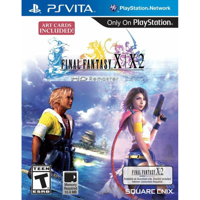 VITA - Final Fantasy X/X2 HD Remaster (In Case)