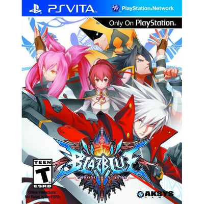 VITA - Blazblue Chrono Phantasma (In Case)