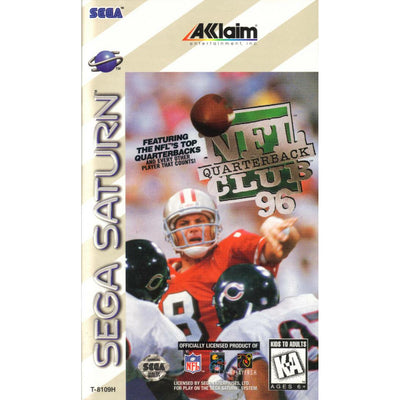 SATURN - NFL Quarterback Club 96 - PUGCanada