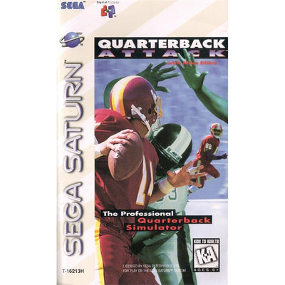 SATURN - Quarterback Attack with Mike Ditka - The Professional Quarterback SImulator - PUGCanada