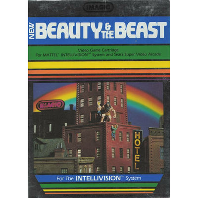 Intellivision - Beauty and the Beast - PUGCanada
