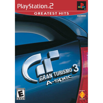 PS2   Gran Turismo 3 A Spec (Greatest Hits)   PUGCanada
