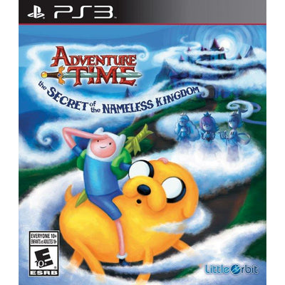 PS3 - Adventure Time - The Secret of the Nameless Kingdom - PUGCanada