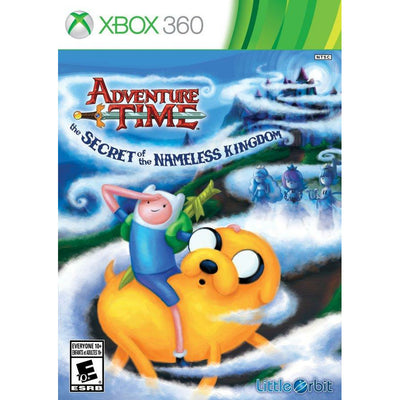 X360 - Adventure TIme - The Secret of the Nameless Kingdom - PUGCanada