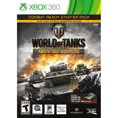 X360 - World Of Tanks