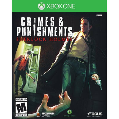 Xbox One - Crimes & Punishments Sherlock Holmes - PUGCanada