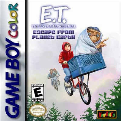 GBC - ET Escape from Planet Earth (Cartridge Only) - PUGCanada