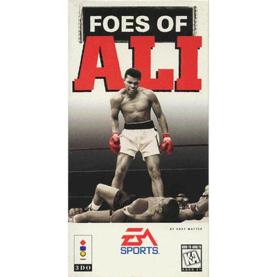 3DO - Foes of Ali (Printed Cover Art)