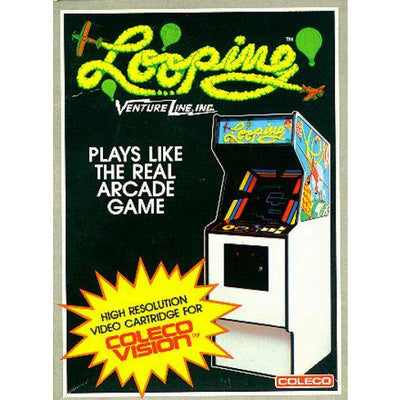 ColecoVision - Looping