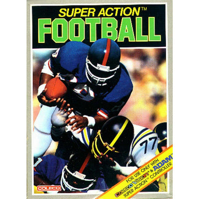 ColecoVision - Super Action Football (Cartridge Only)