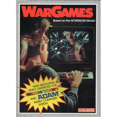 ColecoVision - WarGames