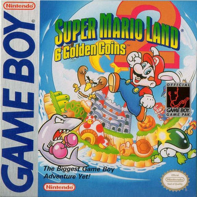 GB - Super Mario Land 2 6 Golden Coins (Cartridge Only)