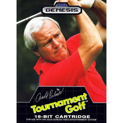Genesis - Arnold Palmer Tournament Golf (In Case) (No Manual) - PUGCanada